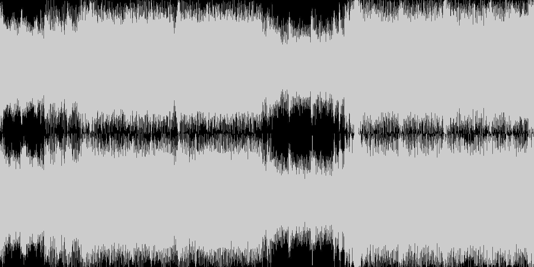 爽やかハイスピード系の曲<short,…の未再生の波形