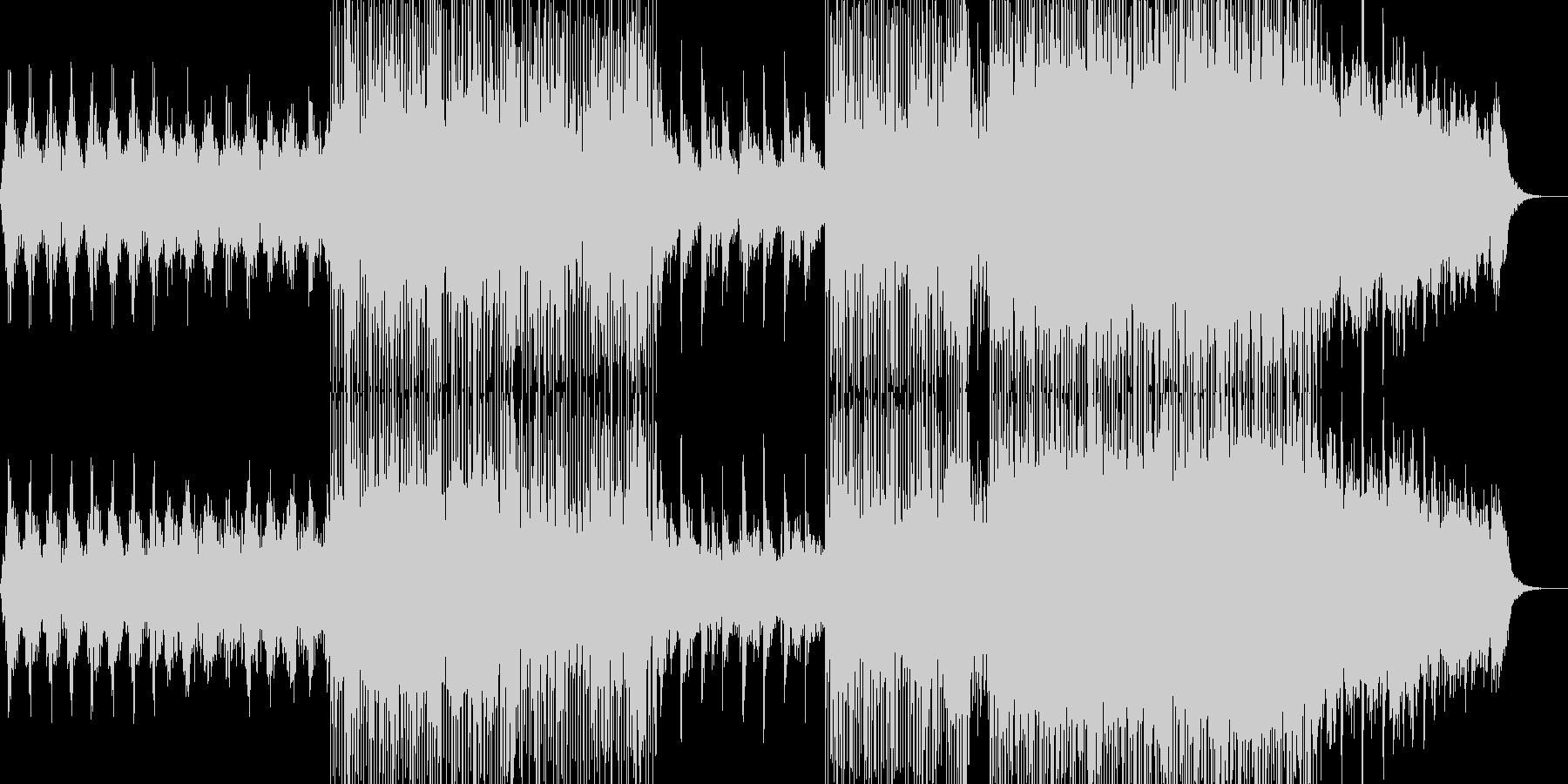 映像のためのポップインストー水晶の未再生の波形