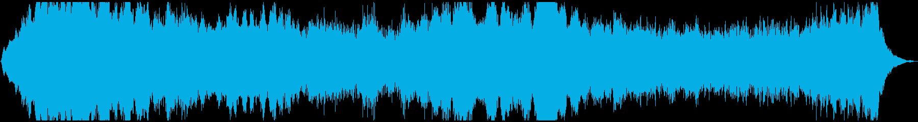 ドローン お辞儀01の再生済みの波形