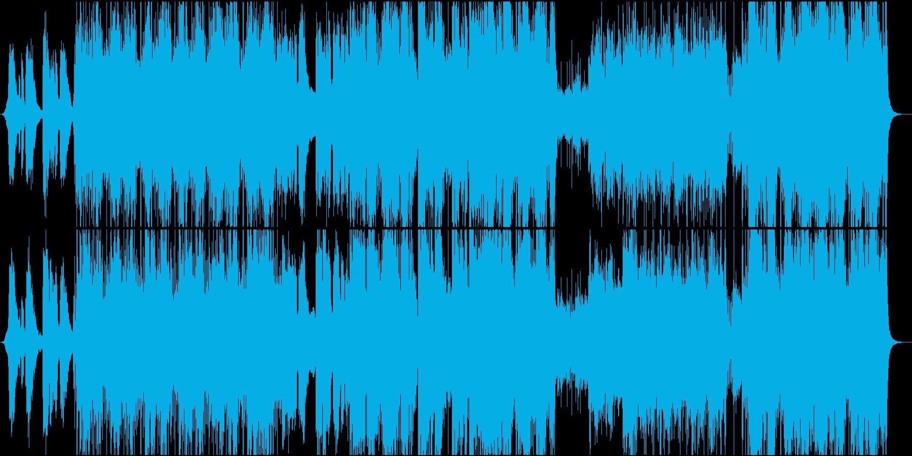 ポップ テクノ 代替案 感情的 バ...の再生済みの波形