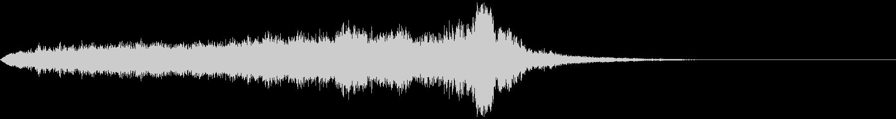【ホラーゲーム】サウンドスケイプ_01の未再生の波形