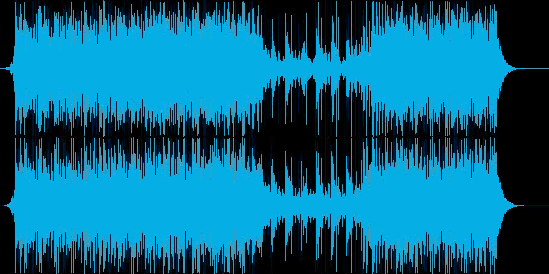 人気のある電子機器 心に強く訴える...の再生済みの波形