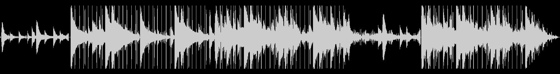 Lofi Hiphop/チル/切ないの未再生の波形