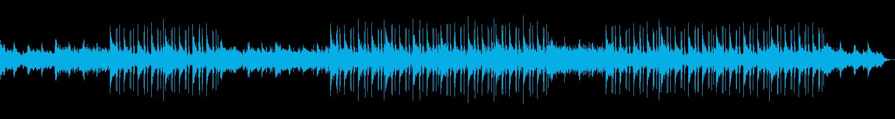 憂鬱系チルアウトテクノなカフェポップスの再生済みの波形