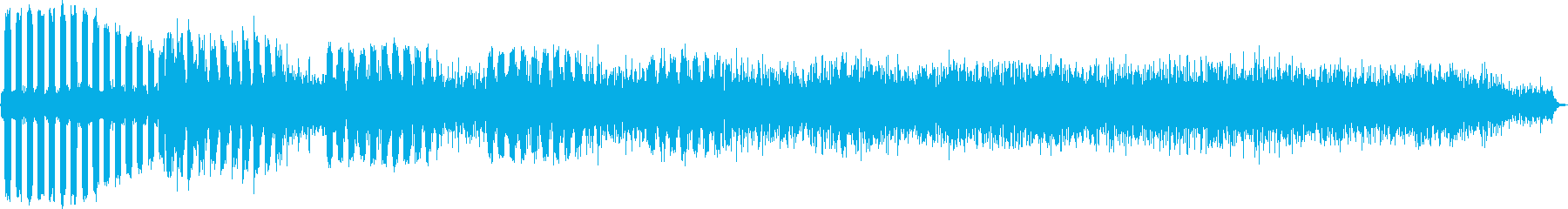 AMGアナログFX 28の再生済みの波形