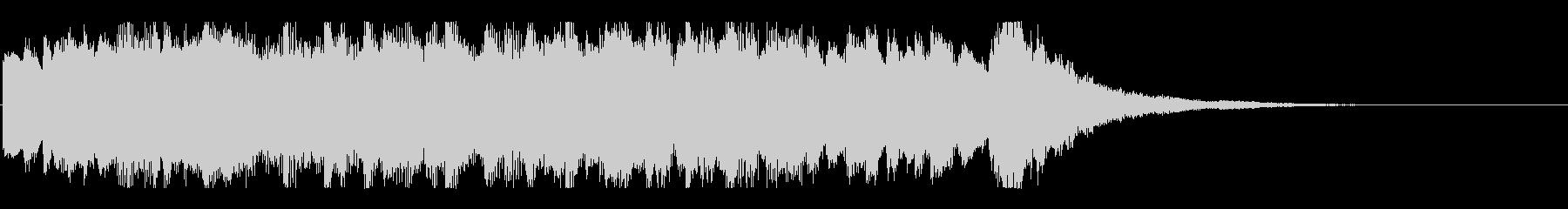 KANT電車発車音系メロディ2の未再生の波形
