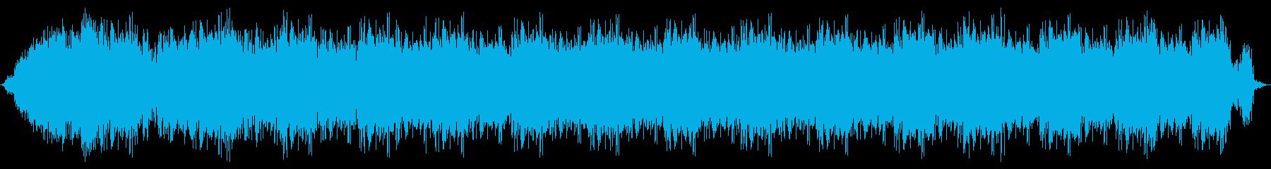 炎上(ゴーー)の再生済みの波形