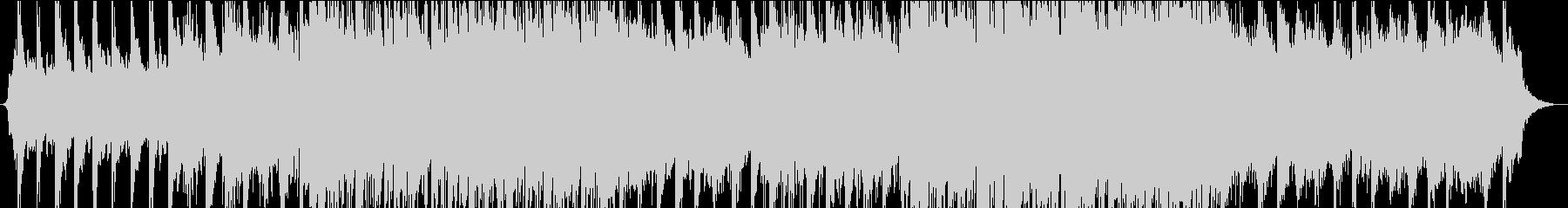 感動系でシンプルなピアノギターのバラードの未再生の波形