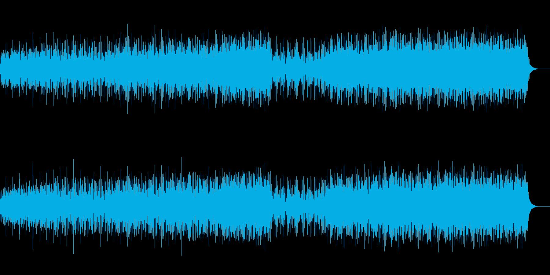 壮大 ノスタルジック ポップアンビエントの再生済みの波形