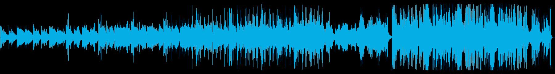 生演奏アコギ・エレクトロニカ・癒しの再生済みの波形