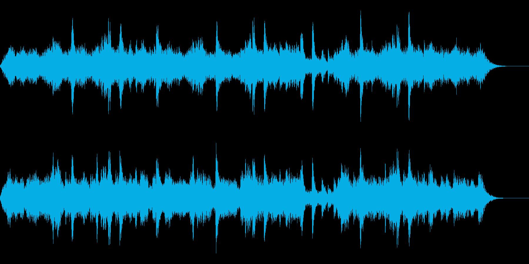 エステ、ヨガ、リラックス、ヒーリングの再生済みの波形