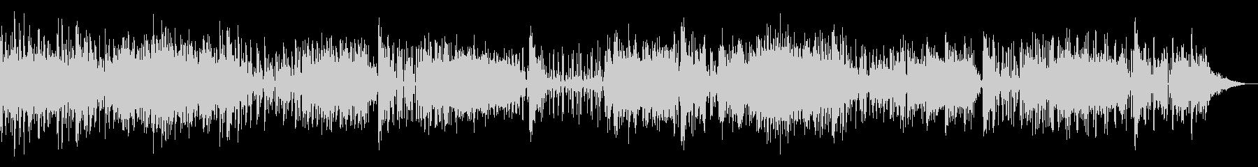 ロボティックなシンプルIDMの未再生の波形