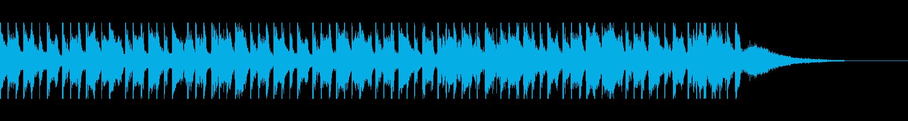 ベリーダンス(30秒)の再生済みの波形