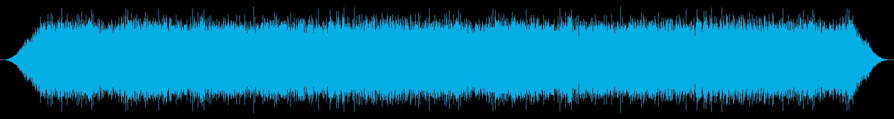PC 駆動音03-05(ロング)の再生済みの波形