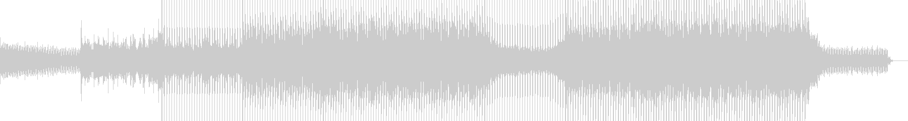 EDMポップで明るいクラブ系-13の未再生の波形