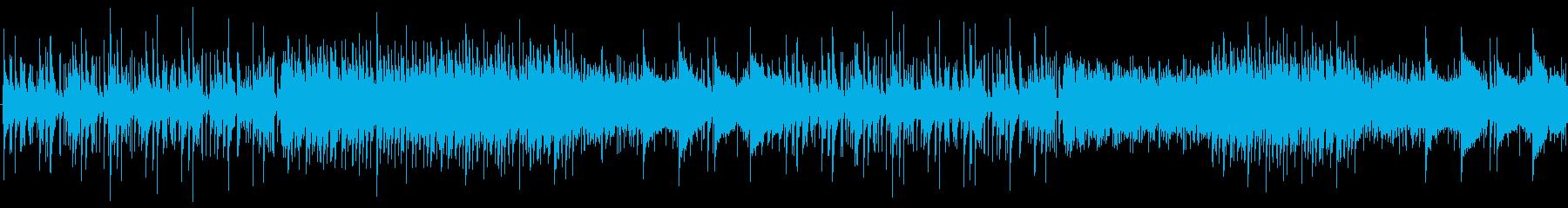 ピアノと和楽器を使ったアンビエントの再生済みの波形