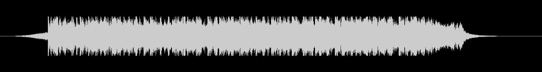 プリンスオブペルシャ(30秒)の未再生の波形