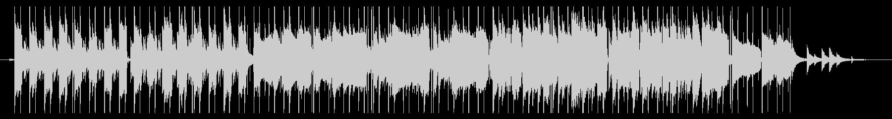 ローファイ&チル系 ピアノ曲 シンプルの未再生の波形