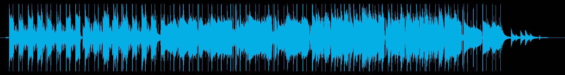 ローファイ&チル系 ピアノ曲 シンプルの再生済みの波形