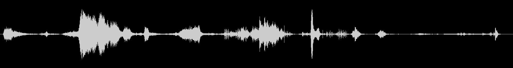 アイアンゲート:ラウドヒンジスキー...の未再生の波形