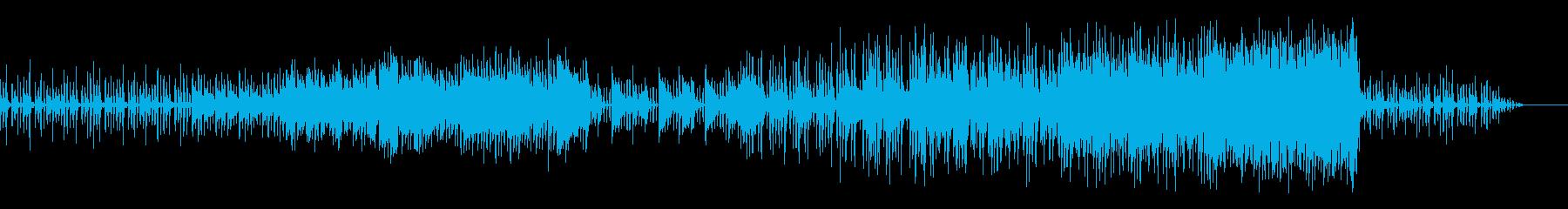 レジェンドオブかげの再生済みの波形