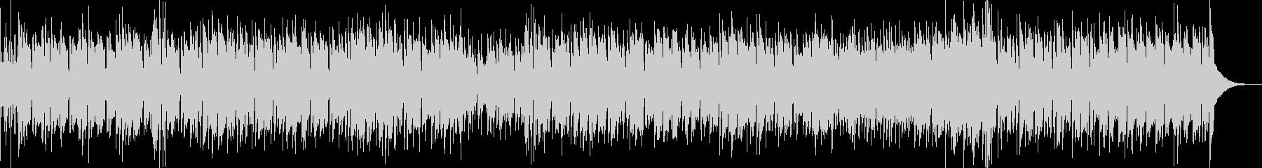スタンダードジャズ ブラス ラテンビートの未再生の波形