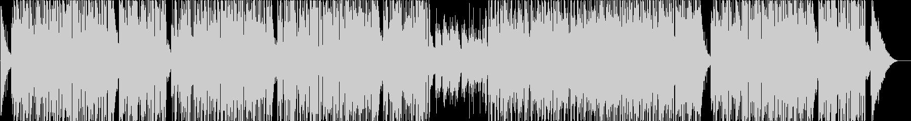 オルガンが涼しいレトロ系ボサノバの未再生の波形