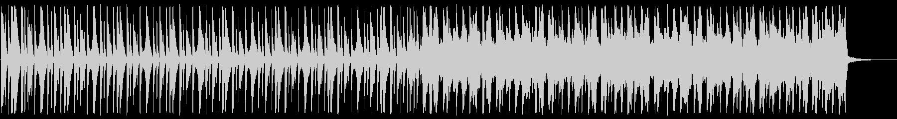 シンプル/ハウス_No671_2の未再生の波形