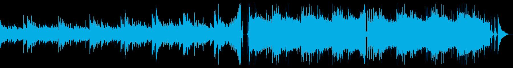 ホラー感のあるトラップ_3の再生済みの波形