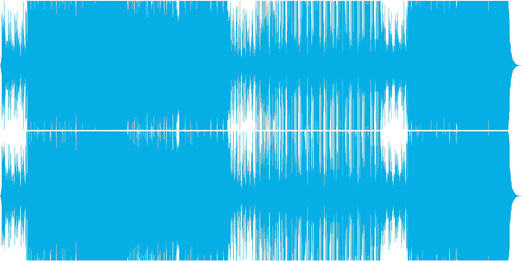 ストリングスが心地良いR&B系Chillの再生済みの波形