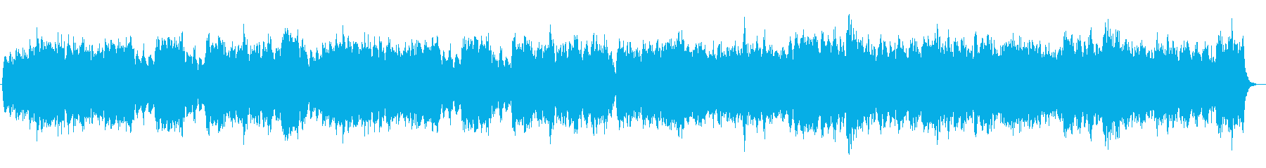 【バッハ】G線上のアリア/弦楽合奏の再生済みの波形