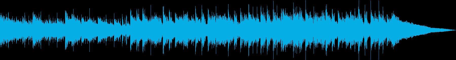 Auspicious Day 30秒の再生済みの波形