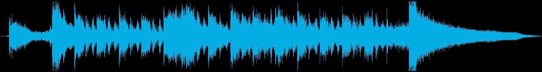 琴 ジングル アタック 和 インバウンドの再生済みの波形