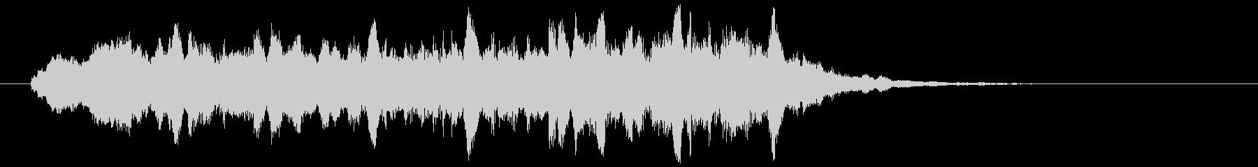 ピピピ(電子音、ロボット、動作音)の未再生の波形