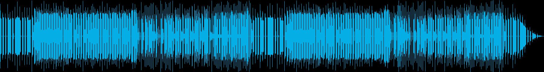 【8bit】不気味でコミカルなパレードの再生済みの波形
