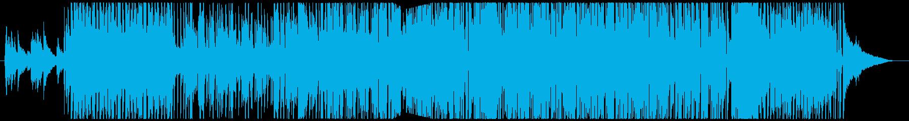 どの世代にも刺さる胸キュン女性ボーカル曲の再生済みの波形
