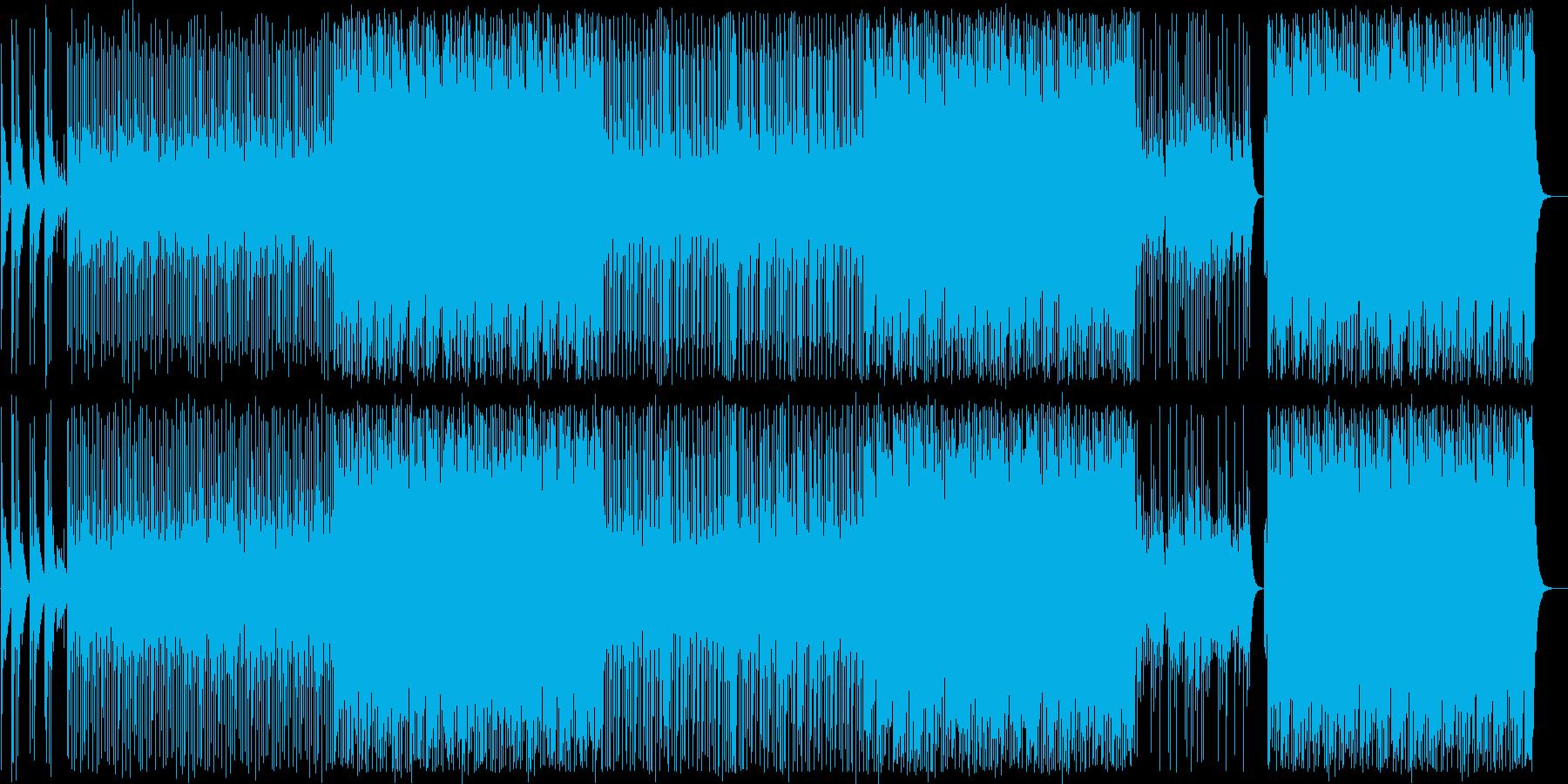 和風/和楽器(三味線・琴・太鼓)/B5の再生済みの波形
