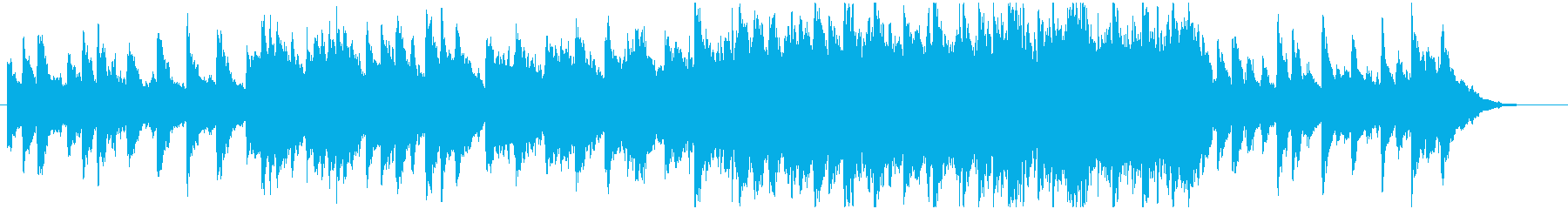 現代的 交響曲 ほのぼの 幸せ 可...の再生済みの波形