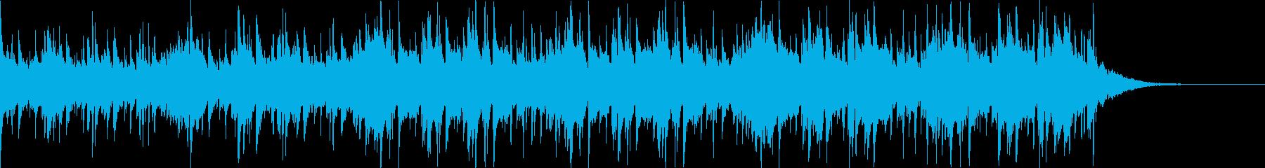 Pf「水上」和風現代ジャズの再生済みの波形