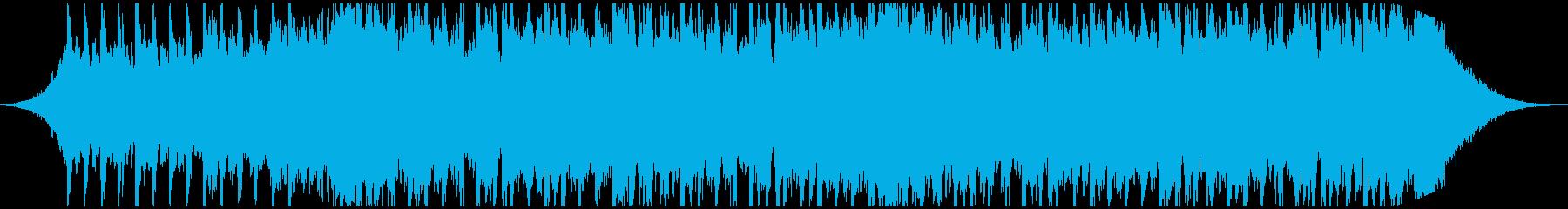実験的な アンビエント コーポレー...の再生済みの波形