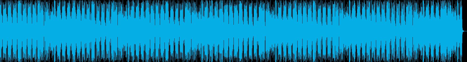 44秒でサビ、和琴、さわやか/静めの再生済みの波形
