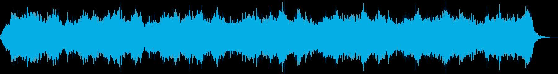 神秘03の再生済みの波形
