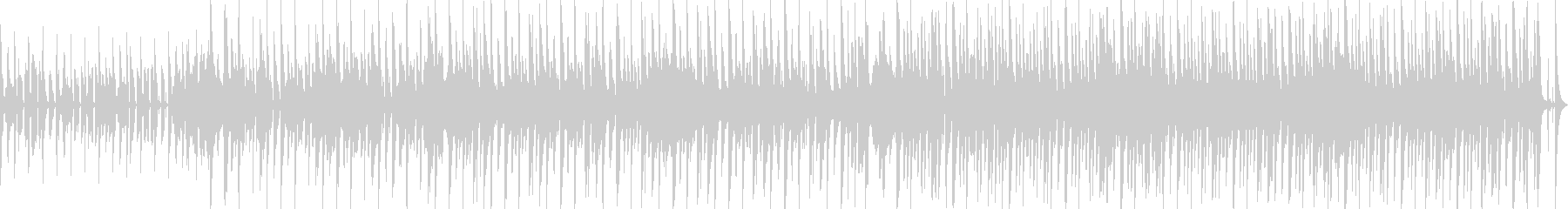 爽やかなエレクトロポップ(ループVer)の未再生の波形