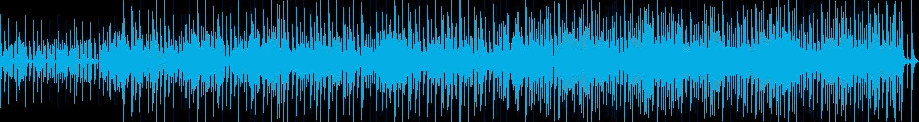 爽やかなエレクトロポップ(ループVer)の再生済みの波形
