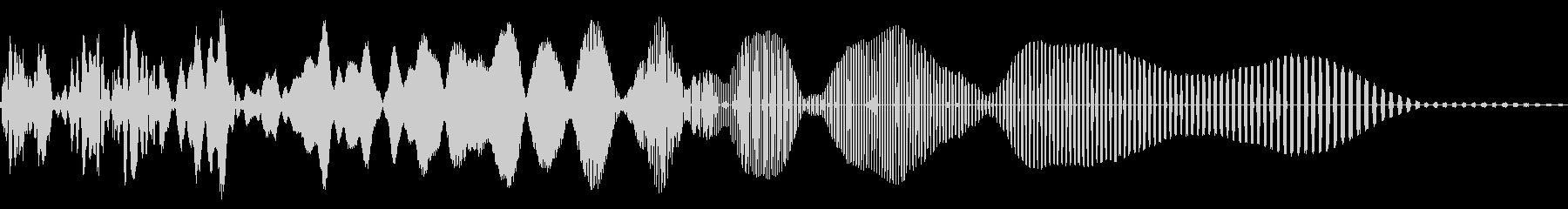 VINTAGE ELECTRONI...の未再生の波形
