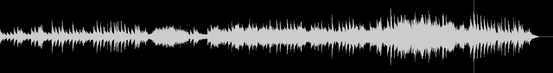 有名歌曲 オンブラマイフ バイオリンの未再生の波形