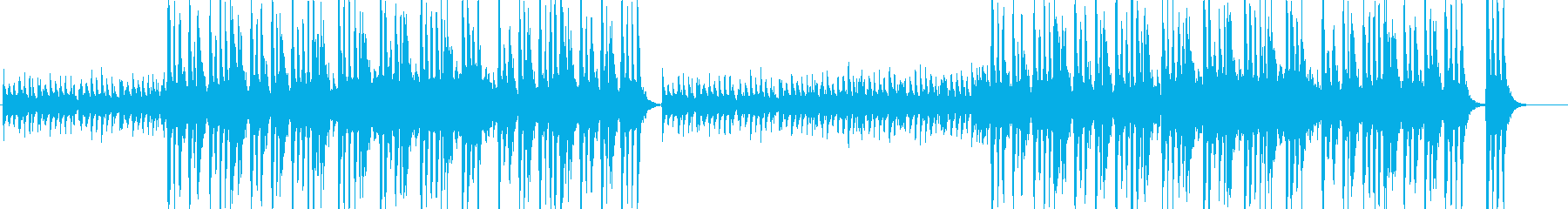 ハッピーで明るく楽しい 口笛&ウクレレの再生済みの波形