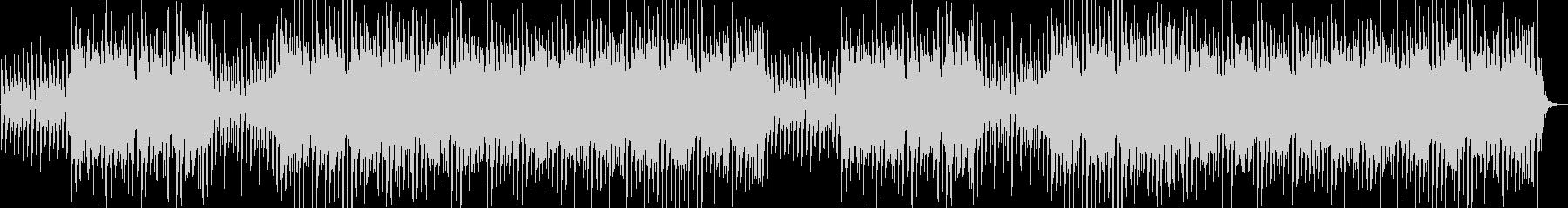 期待感のあるコンセプトムービーBGMの未再生の波形