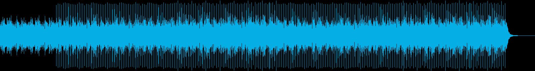 企業VP135、爽快、4つ打ち、ピアノaの再生済みの波形