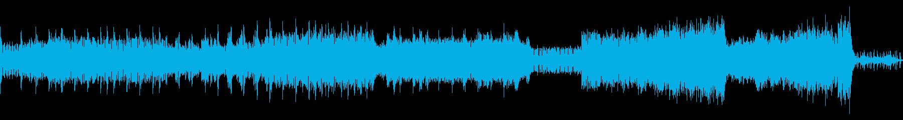 途方もなく壮大なピクセル音楽。ビデ...の再生済みの波形